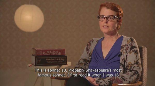 Marina Kostova for #ShakespeareLives #PlayYourPart campaign